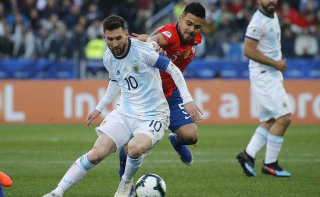 ฟุตบอลโลกรอบคัดเลือก 2022 โซนอเมริกาใต้